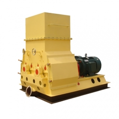 Double shaft Hammer mills